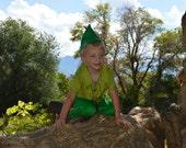 Peter Pan Costume, Boys