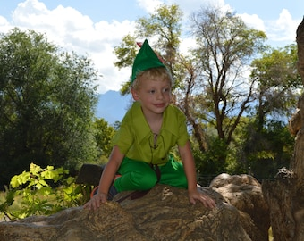 Peter Pan Costume, Boys