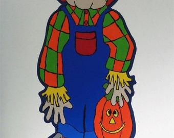 Halloween Decoration Scarecrow - Thanksgiving Scarecrow Decoration - Scarecrow Decoration - Scarecrow - Autum Decor - Autum Decorations