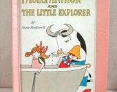 Paul & Arthur and The Little Explorer by Anne Rockwell, Children's Adventure Story, Illustrated Children's Book