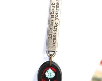 Dream Nightmare Adventurer Geek Girl Necklace