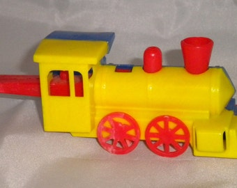 Vintage Hard Plastic Toy Train Whistle