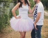 Bachelorette Tutu Skirt, bachelorette party, bridal tutu, bridal tutu skirt, white tutu, wedding tutu, Wedding skirt, Bachelorette skirt