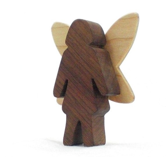 Toys Are Us Wooden Toys : Wood fairy toy natural kids toys wooden