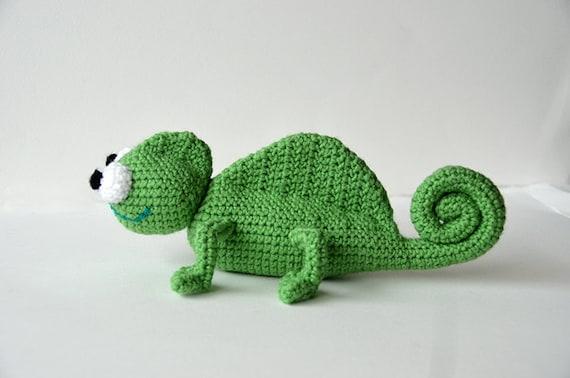 Crochet Chameleons : Chameleon Crochet Pattern, Amigurumi Chameleon Pattern, Chameleon ...