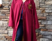 Wizard Inspired Adult Gaming Robe Costume - Made to Order - Year 1-2 style
