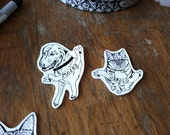 Dog magnet of your pet