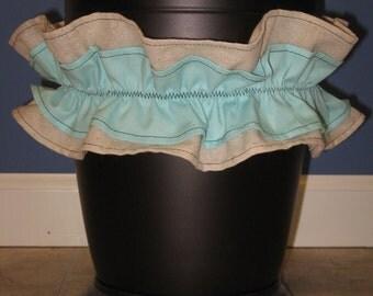 Contour Bath Rug Mint
