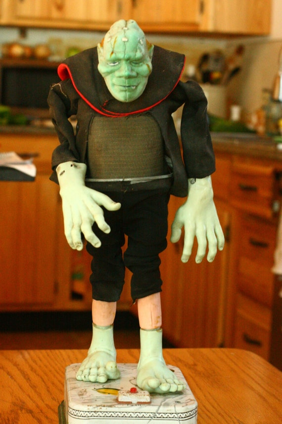 Diamond For Sale >> FINAL SALE 1960s Vintage Frankenstein Doll Blushing