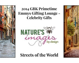 Streets of the World Streets of Italy gbk 2014 Primetime Emmys Awards Gift Lounge prime time emmys home decor celebrity gifting