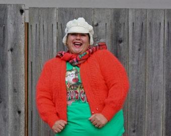 Ugliest Santa Ever Vintage Ugly Christmas Sweater By Uglyxmas