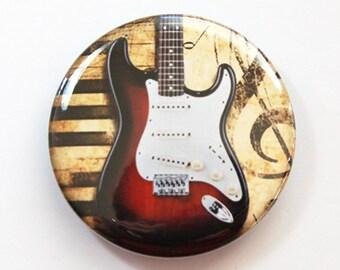 Guitar bottle opener, Bottle Opener, Beer bottle opener, Barware, gift for him, Electric Guitar, Music Lover, Guitar opener (3736)