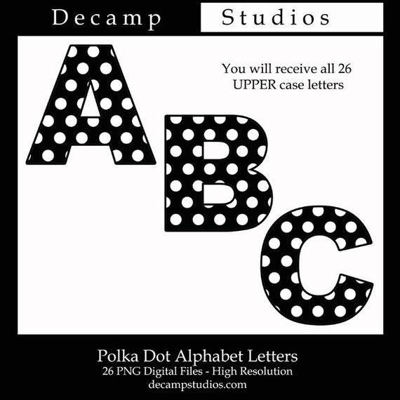 S Polka Dot Bubble Letter Polka Dot Bubble Letters Alphabet Az
