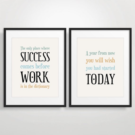 Inspirational quotes for office walls quotesgram for Office inspiration
