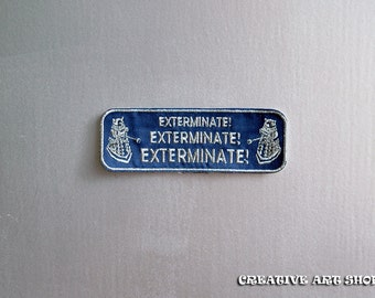 Inspired Doctor Who, *Exterminate!* Patch