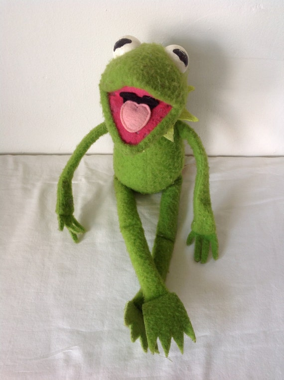 Vintage Kermit The Frog 23