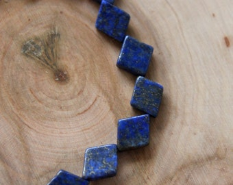 Voice of the Creator // Lapis Lazuli Bracelet  // *Jewels of the Seeker* Collection
