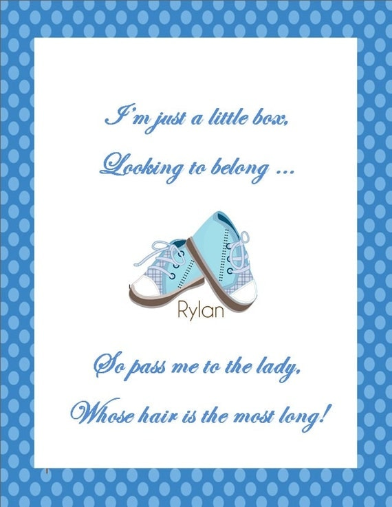 items similar to baby shower game pass the gift printable boy on
