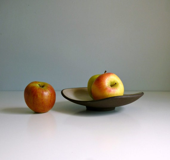 mid century modern fruit bowl images