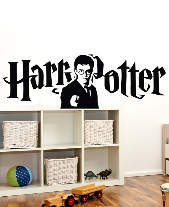 Wall Art Stickers Harry Potter : Unavailable listing on etsy