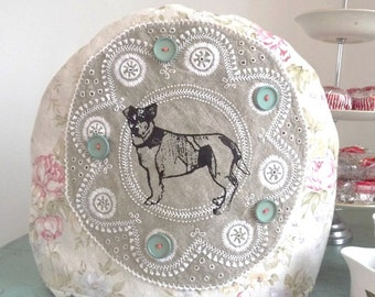 Dog/ Jack Russell Tea Cosy