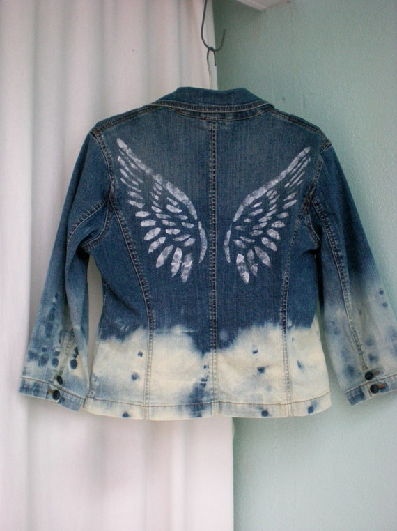 Womens Blue Jean Jacket
