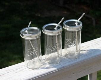 Unique upcycled mason jars related items Etsy