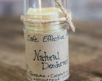 Organic Deodorant Hand Made
