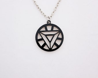 Arc Reactor necklace