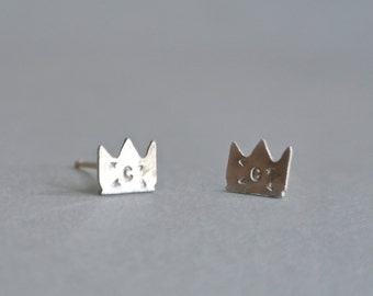 Etsy Rings Tiny Cat Face Sterling Silver