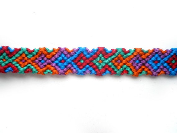 items similar to personalised friendship bracelet