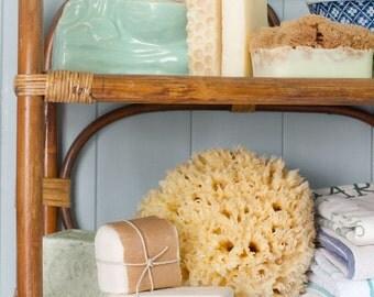 "Sea Wool Sponge 6""-7"" Full Form"