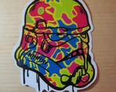 Star Wars Sticker, 100% Waterproof Vinyl Sticker, Pop Culture Sticker