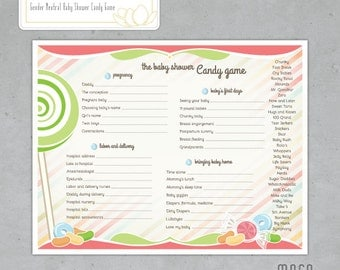 baby shower guessing game and their types baby shower decoration