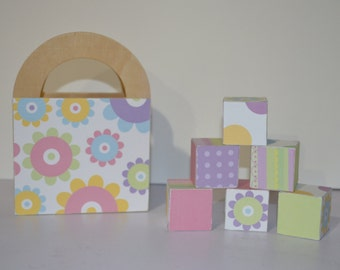 Ready to Ship--Girl Style Blocks