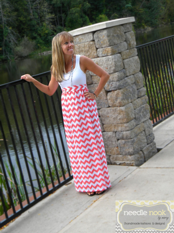 The Maxi-Tank Dress Women's Maxi Dress Jersey Cotton