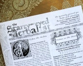 Autum 2013 Issue of the Starry Eyed Herbalist Quartlerly Journal for Astrology and Herbalism (Single Issue)