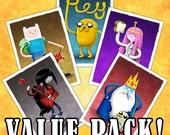 Adventure Time Mini Print Value Pack