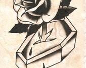 Rose & Coffin Original