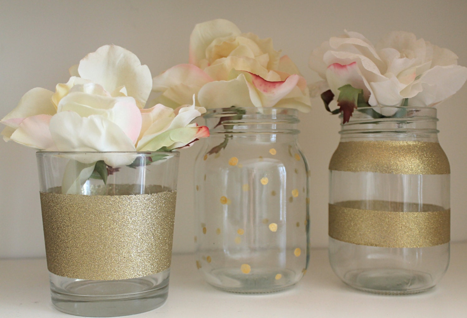 mason jars painted - photo #23