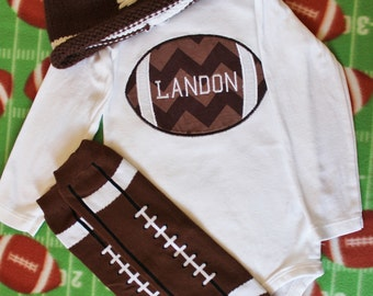 Baby Boy Complete Football Outfit