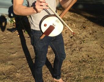 Bojo (A banjo fiddle!)
