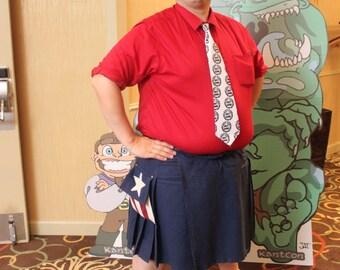 Superhero All American Utility Kilt