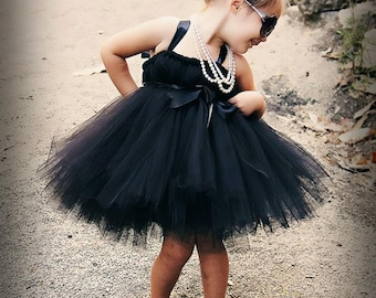 The Glamorous Audrey Hepburn Tutu Dress