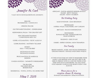 party program template free