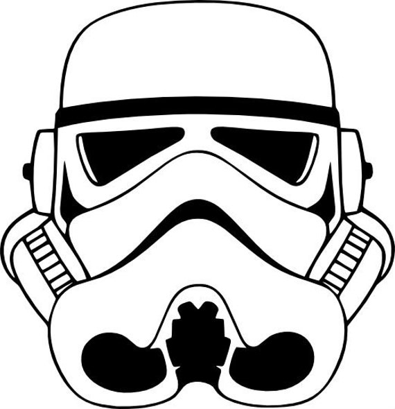 Wonderful Stormtrooper ...