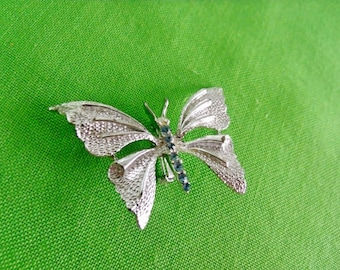 Vintage Gerrys Butterfly Brooch (Item 403)