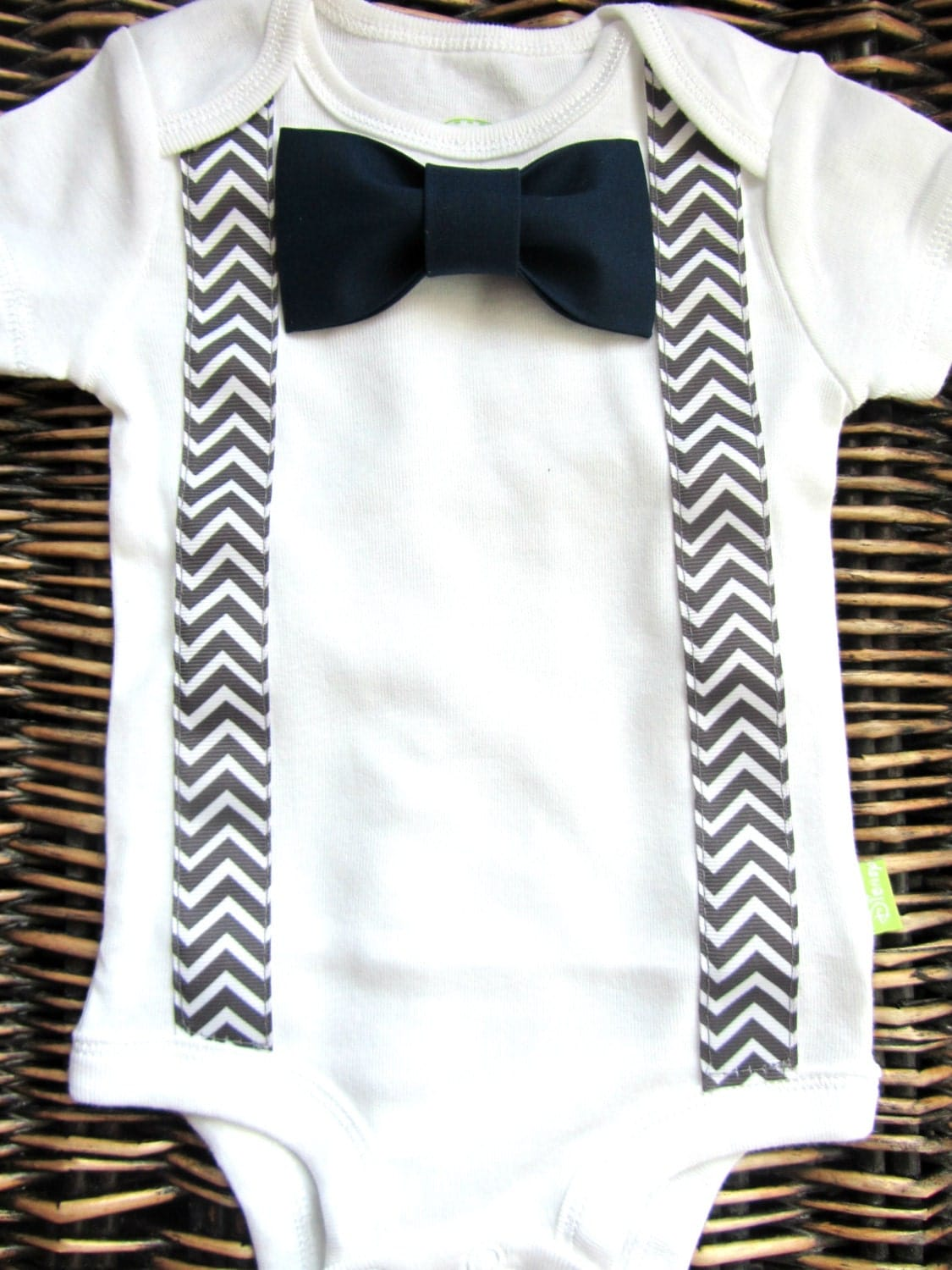 Baby boy clothes baby bow tie outfit baby tuxedo coming for Baby shirt and bow tie