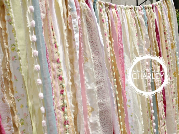 ... Nursery, Gypsy Festival Curtain, Room Decor - Glamping - 7 ft x 6 ft