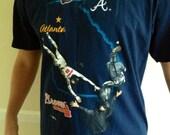 Vintage Atlanta Braves MLB T-Shirt